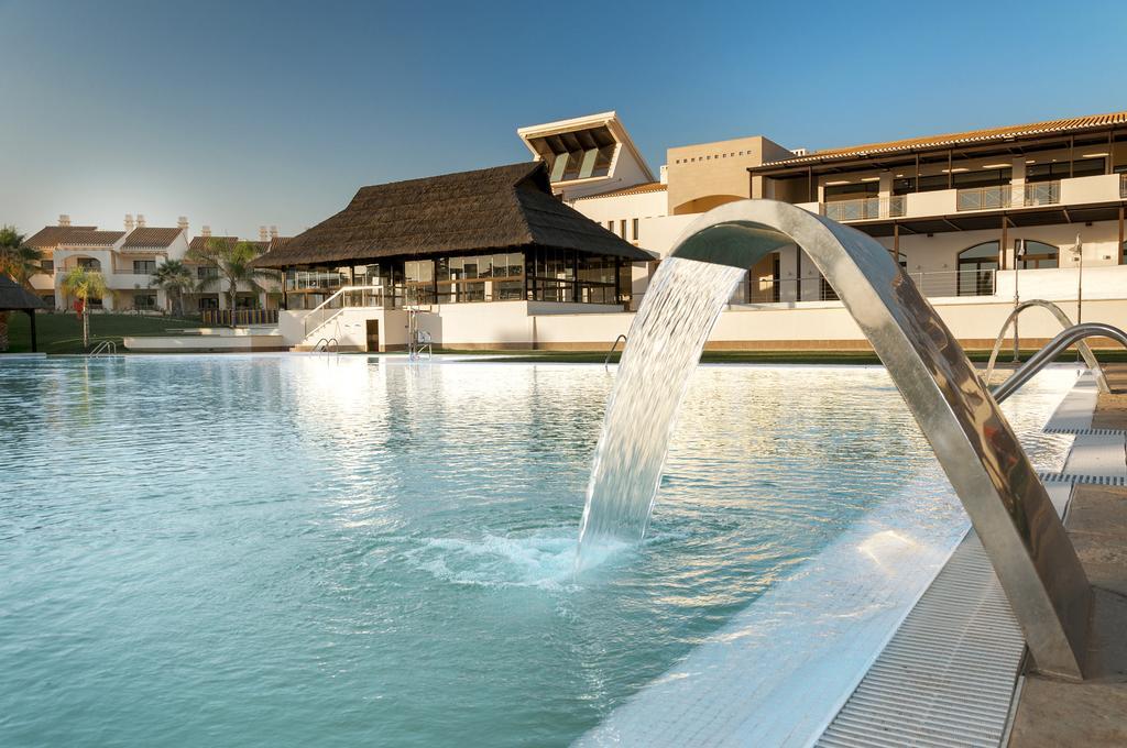 Swimming pool at Hacienda del Alamo Spain