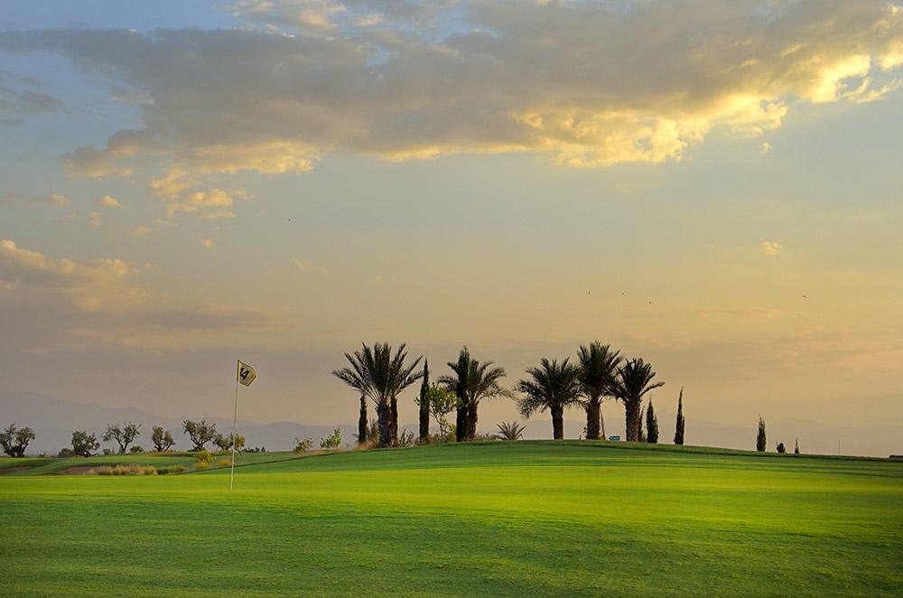 Morocco Golf View