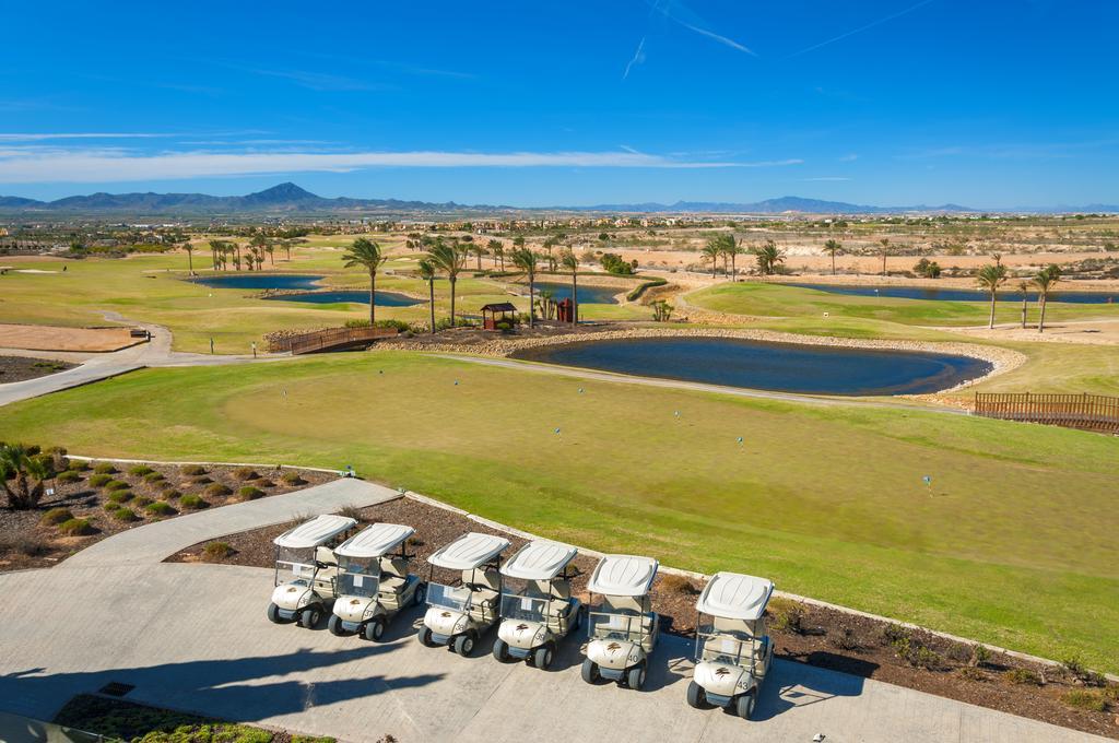 Hacienda del Alamo Golf Course Murcia Spain