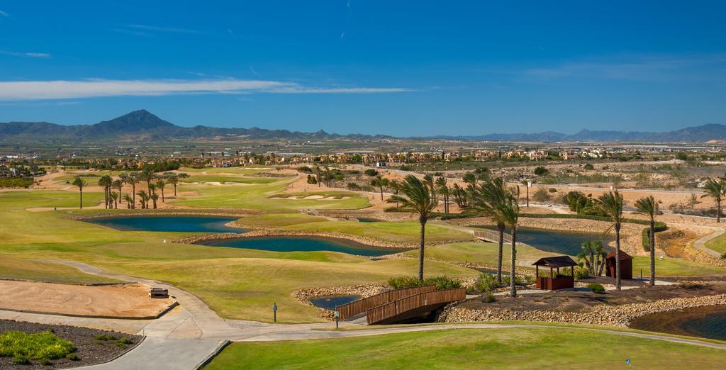 Golf Course Murcia Spain