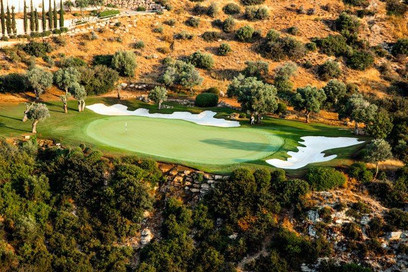 Aphrodite Hills Golf Course Cyprus