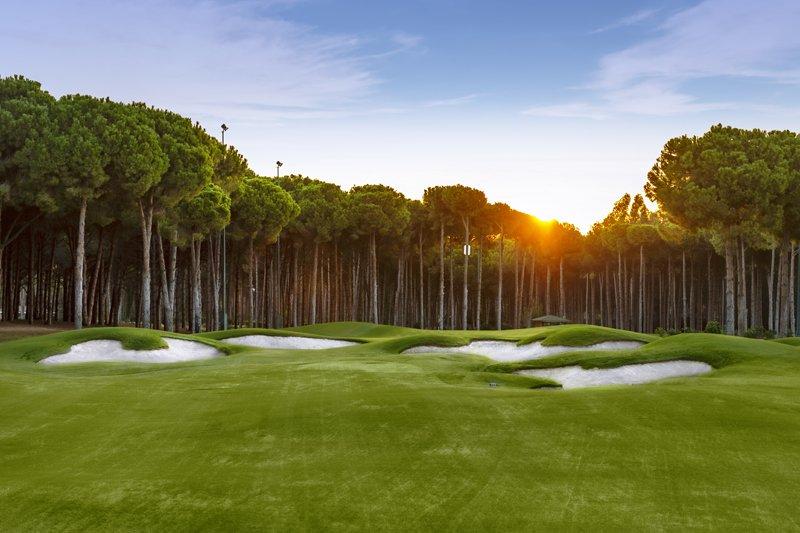 Carya Golf Club Turkey