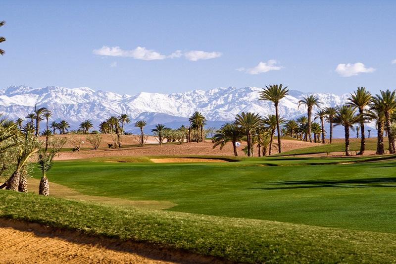 Palm Golf Course