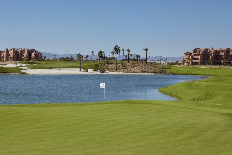 Mar Menor Golf Course Murcia Spain