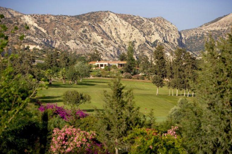 Secret Valley Golf Course Cyprus