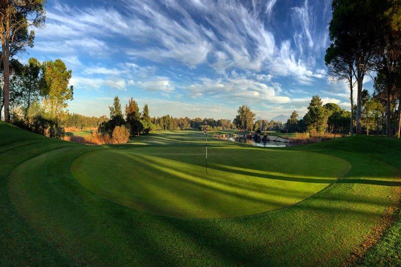 Kaya Palazzo Golf Club Turkey