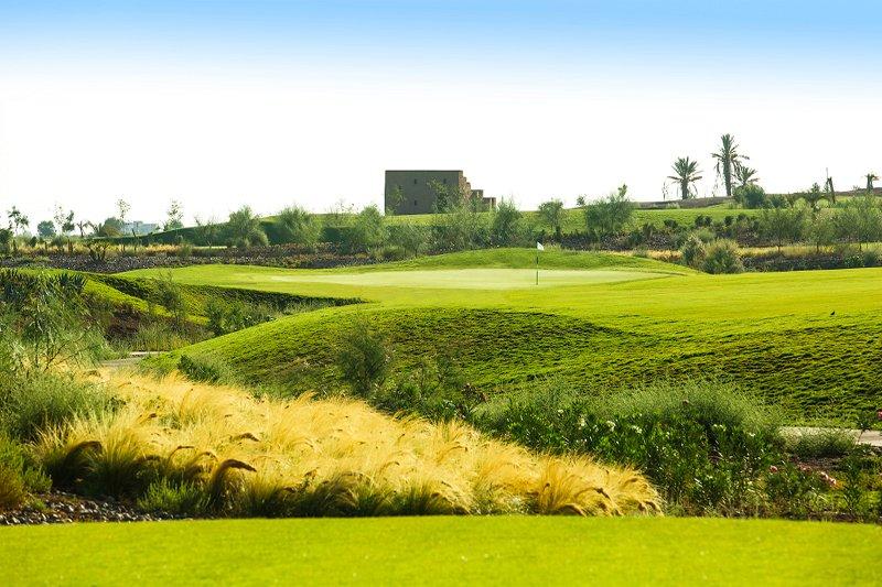 Hole 1 at Noria Golf Club