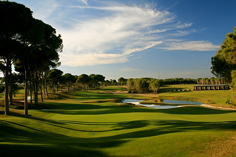 Montgomerie Maxx Golf